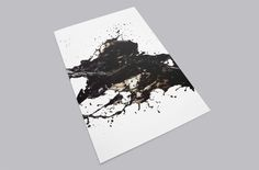 Front #card #print #business