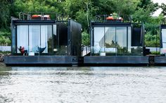 X-Float on the River Kwai Bridge