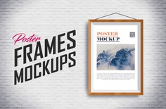 Realistic frame mock up Free Psd. See more inspiration related to Frame, Mockup, Template, Web, Website, Mock up, Templates, Website template, Mockups, Up, Web template, Realistic, Real, Web templates, Mock ups, Mock and Ups on Freepik.