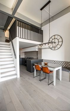 Chiswick Loft Apartment / Milward Teverini