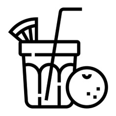See more icon inspiration related to drink, fruit, fresh, breakfast, refresh, watermelon, food, food and restaurant, water glass, refreshment, citrus fruit, healthy food, beverage, refreshing, juice, straw, banana and orange on Flaticon.