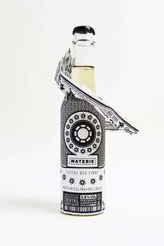 Materie the new Winecocktail on Behance #jar #indie