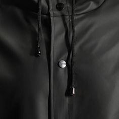 RAINS #design #type #apparel #detail #rickey lindberg