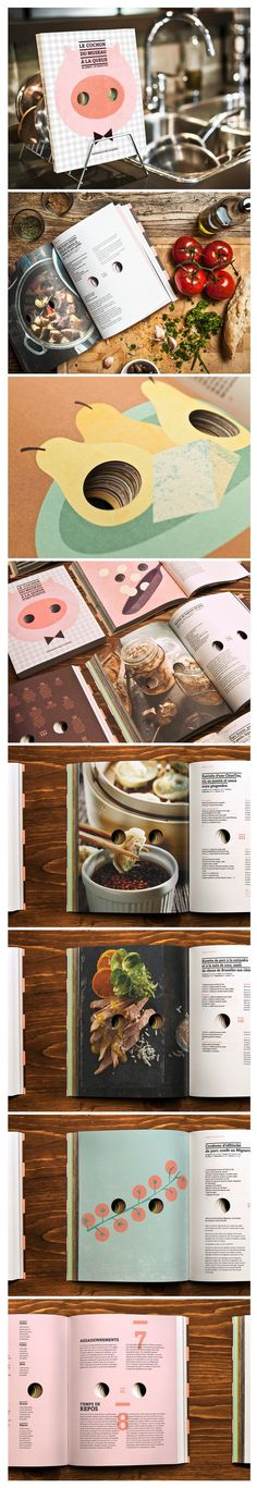 The pig, from snout to tail Edition Client: ... | PUBLICATION #cut #layout #book