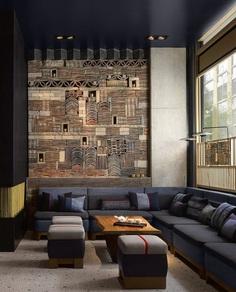 Nobu Hotel in London by Ben Adams Architects 7