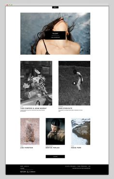 CULT #design #website #grid #layout #web