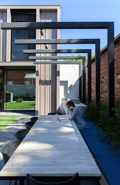 Malvern House: Addition and Renovation to an Existing Edwardian Style House 11