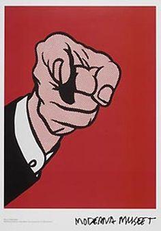 Moderna Museet Webshop - Roy Lichtenstein #poster #roy lichtenstein #moderna museet
