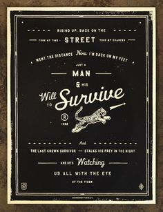 Neighborhood Studio LYRIC PRINTS #art