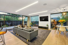 living room / Gary Todd Architecture