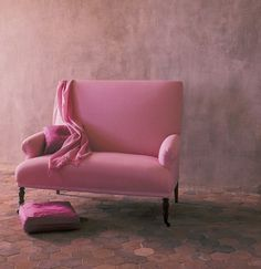5 Favorites: Rosy Rooms : Remodelista #pink