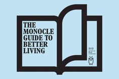 Image of The Monocle Guide to Better Living #icon #symbol