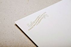 Reece & Ina Wedding Invitation #logo #print #lettering