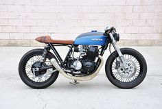 SG CB750 1 #caferacer #honda #motorcycle