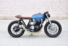 SG CB750 1 #caferacer #honda #motorcycle