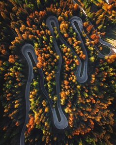 Travel Drone Photography by Elliott Chau