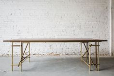 Useful Dining Table by Studio Lee Sanghyeok