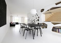 CJWHO ™ (Home 07 by i29 Interior Architects) #white #design #interiors #living #photography #architecture
