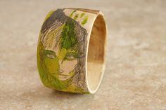 Etiquetas/Tags #fashion #illustration #bangle