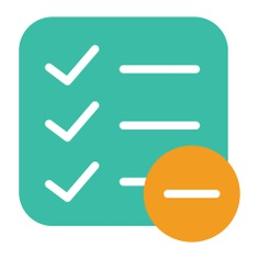 See more icon inspiration related to list, tick, tasks, checking and interface on Flaticon.