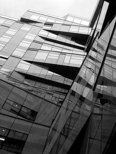random goodness #white #black #building #architecture #and