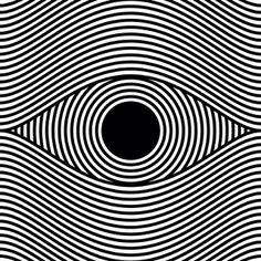 Eye 🌀👃🌀👀 #sergidelgado #opart #opticalart #stripes #disseny #dissenygrafic #barcelona #art #fineart #design #graphicdesign