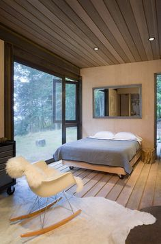 Olson Kundig Architects Projects Gulf Islands Cabin