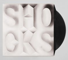 ESP INSTITUTE / SHOCKS - fielindholm.dk #illustration #record #sleeve