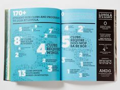 Graphic-ExchanGE - a selection of graphic projects #print #infographic #magazine