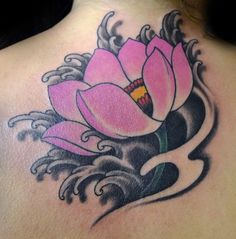 70 Lotus Tattoo Design Ideas