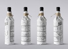 lovely-package-blocd-christmas-promo-2 #packaging #bottle