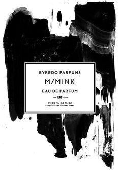 M/Mink Eau de Parfum by M/M Paris #frag #byredo