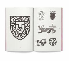AL Spread 6 #logo #animal