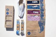 Clean Clothes Project — The Dieline   Packaging & Branding Design & Innovation News