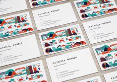 Cabriolet Roadster / Branding & illustrations on Behance