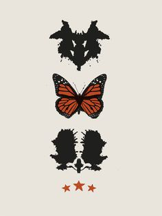 Frank Chimero × Work #chimero #butterfly #frank #poster #symmetry