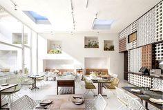 Disfrutar Restaurant – New Barcelona Culinary Jewel - #restaurant, #restaurantdesign
