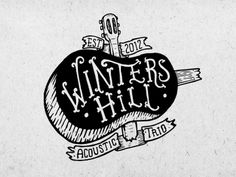 Wintershill_dribbble #logo