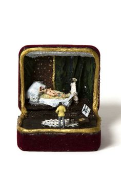 talwst08 #miniature #art #box #jewellery