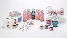 Lovely Package | Curating the very best packaging design | Page 93 #packaging #bakery #sweet