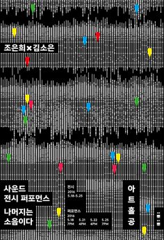 korea, poster, glitch