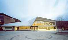 Library Vennesla, Norway Helen #architecture