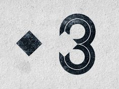 Lost Type Co-op #numeral #cards #ribbon