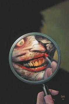 Scott Snyder Talks About the Joker\'s Brutal Return - IGN