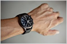 YH names to watches | YayHooray #simple #military #black #watch
