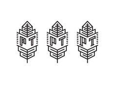 Logos / pea tree