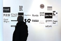 FUTURE PERFECT : FONTARTE :: fonts :: design #exhibition #font #fontarte #typography