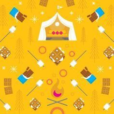 sarankco.com #yellow #illustration