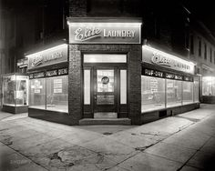 Elite Laundry: 1924 | Shorpy Historic Photo Archive #white #photo #elite #black #laundry #vintage #and #light