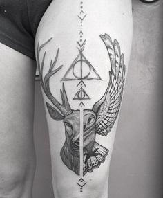Tattoo: 💉 dino nemec